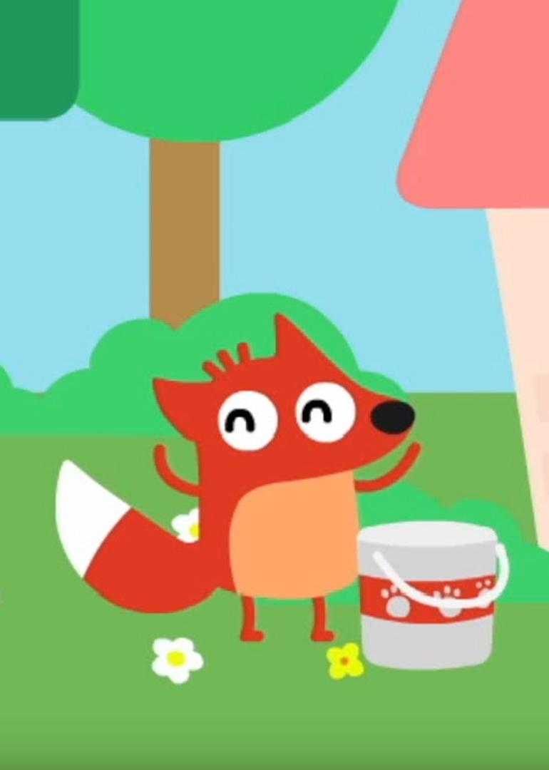 狐涂涂儿歌