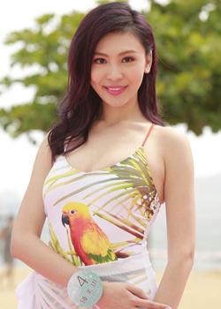 2014香港小姐