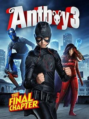 蚂蚁男孩3之超级小英雄