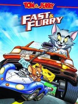 猫和老鼠-飙风天王