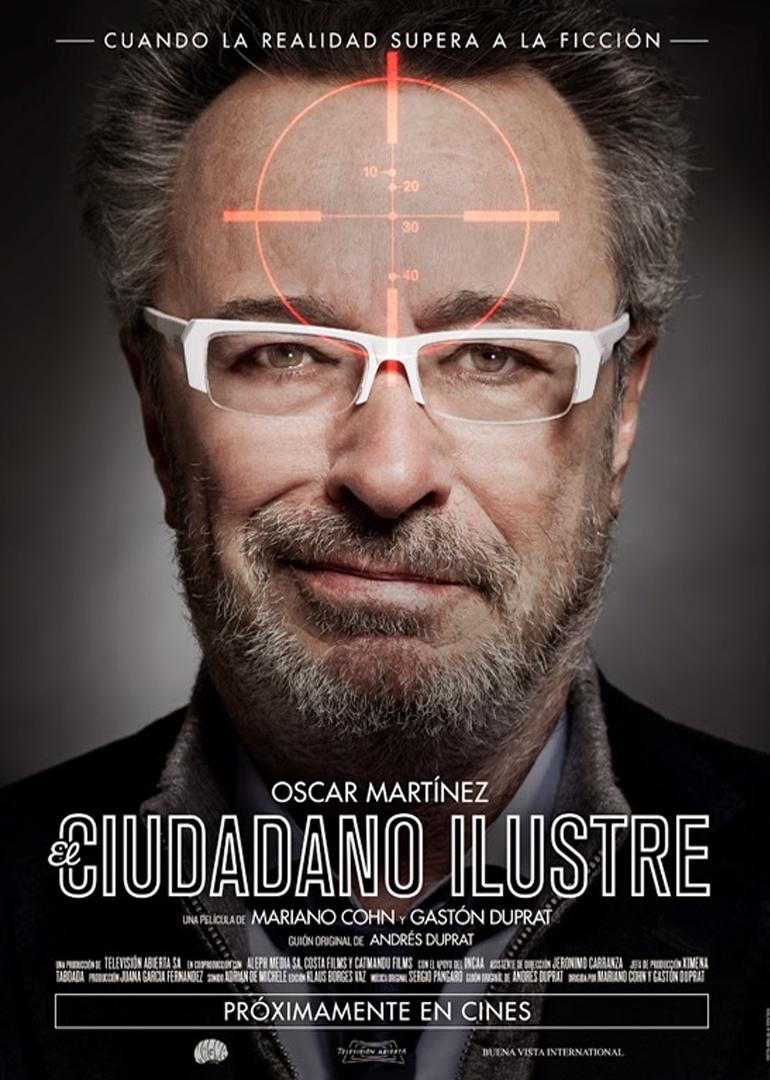 杰出公民|主演:奥斯卡·马丁内兹/Dady,Brieva/达迪·布列瓦//马里亚诺·寇恩/