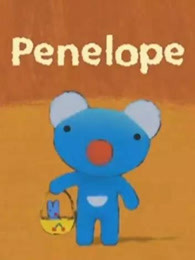 蓝色小考拉Penelope