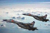 中国空军实力跻身世界前三