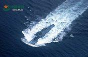 外媒称中国核潜艇远征印度洋