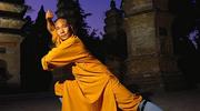 少林最强武僧能用光头断石板 夺世界武术赛冠军