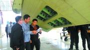 国产世界最大两栖飞机公开征名 奖金万元
