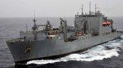 索马里海盗曾狂追美军弹药补给舰一个多小时