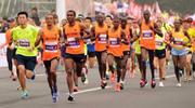 非洲兄弟不够用了 他们对中国马拉松多重要?