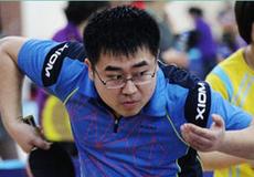网络媒体行乒乓球大赛