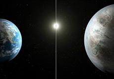 NASA发现地球2.0