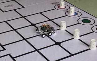 单片机机器人工程挑战赛 规划线路是关键