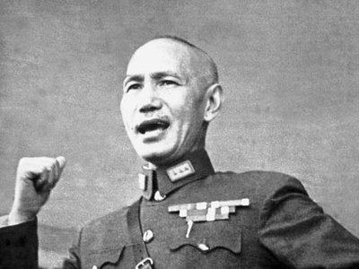 蒋介石凝固历史的七大表情