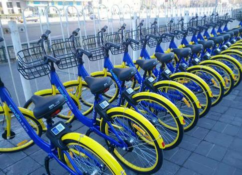 北京共享单车已达20万辆 正研究管理办法