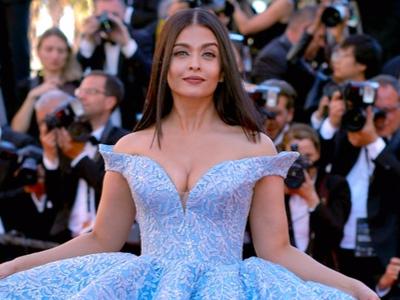 宝莱坞女星闪耀戛纳!印度最美的女人都在这了