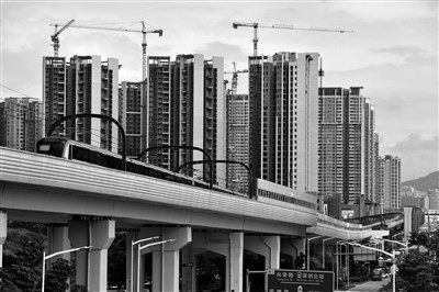 Shenzhen house prices hit four years the highest decline in the property market inflection point?
