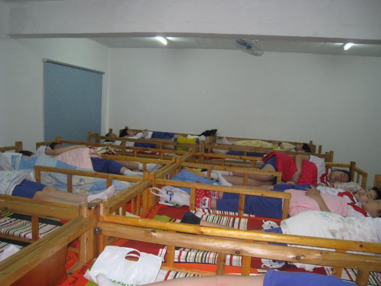 孩子在幼儿园为什么要午休?
