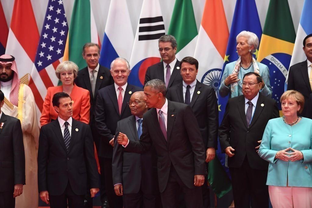 G20杭州峰会开幕:世界进入杭州时刻 - 一统江山 - 一统江山的博客