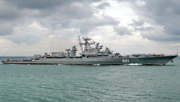 俄罗斯克里瓦克级护卫舰-俄罗斯庆祝海军节 图集 观察者网