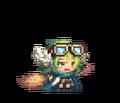 魔法教授 哈尔菲亚(屠杀者哈尔菲亚)/ 属性:攻击力+100