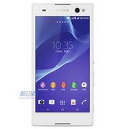 索尼(SONY)Xperia C3(S55t) 4G手机(冰雪白)TD-LTE/TD-SCDMA/GSM 双卡双待 非定制版