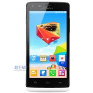 朵唯 D350 3G手机(香草白)TD-SCDMA/GSM 双卡双待