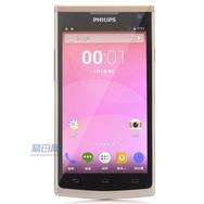 飞利浦 S388 3G手机(香槟金)WCDMA/GSM 双卡双待