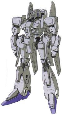 MSZ-006A1Z普拉斯·A1型