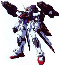 GAT-X105+P204QX闪电强袭