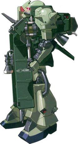 MS-06F扎古Ⅱ·斯塔特勒