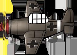 Ju-87C俯冲轰炸机 模型.png