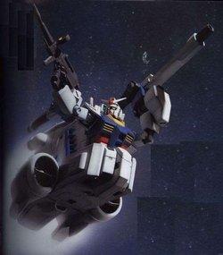 RX-78opt.高达G-dash
