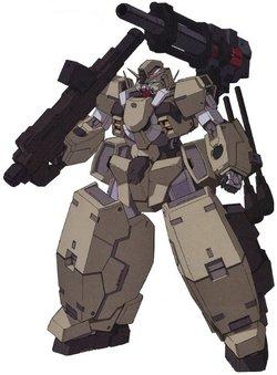 GN-005-PH实体弹武装型德天使高达