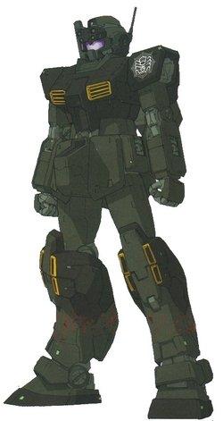 RGM-79FP-S1强袭吉姆EX(金属蜘蛛)