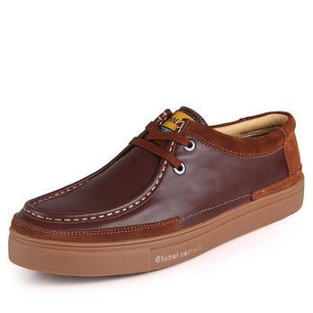 男鞋码图片_【红蜻蜓男鞋】红蜻蜓休闲牛皮男鞋40码WA1
