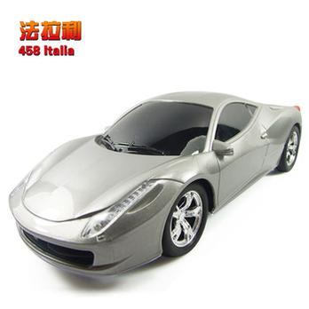 仙邦宝贝法拉利儿童赛车高速遥控汽车模型充电高清图片