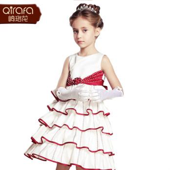 女童礼服婚纱裙