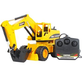 儿童玩具遥控挖土机,儿童玩具市场