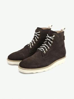 高帮反皮鞋 (男款)