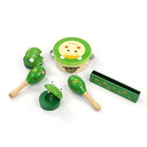 木当当敲鼓豫能手拍鼓铃鼓套装儿童玩具乐器有限公司河南通信设备郑州摇铃图片