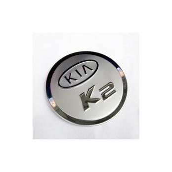 东风悦达起亚 k2油箱 盖 起亚 k2油箱 贴 改装饰高清图片
