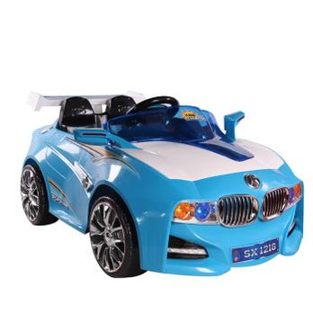 儿童电动车双驱童车四轮遥控小汽车宝宝车可坐玩具车