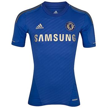 Adidas 阿迪达斯男装 足球 切尔西球员版比赛服