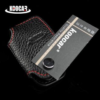 koocar真皮钥匙套 别克英朗gt专用钥匙包