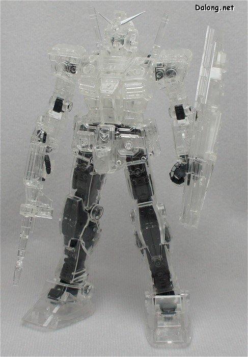 RX-78-2高达ver.1.5透明版