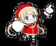 圣诞女将素材.png