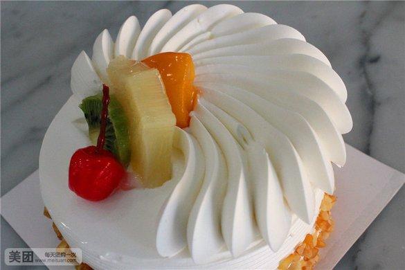 四寸奶油小蛋糕图片::四寸奶油小蛋糕图片::儿童卡通