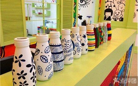 m&z儿童美术馆创意绘画坊