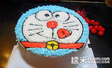 6英寸乳脂蛋糕 新鲜健康美味,轻柔绵软 赠蛋糕盒,数字蜡烛,生日