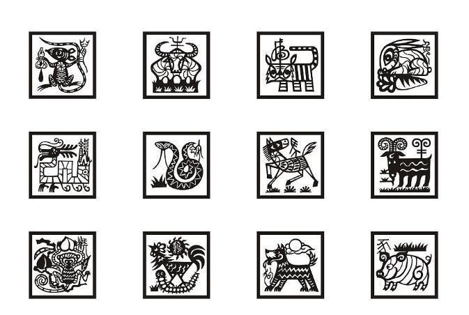 """就使用了最简单的动物纪年法,后来称其为""""生肖年""""(生肖:""""生""""出生;""""肖"""""""
