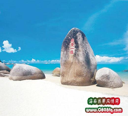 三亚热带海滨风景名胜区景点
